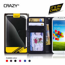 Unbranded/Generic Leather Mobile Phone Cases, Covers & Skins for Samsung Galaxy S4