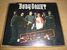 BODY COUNT - Born Dead  (Maxi-CD)  ICE-T