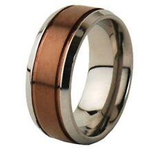 Titanium Wedding Rings without Stone for Men