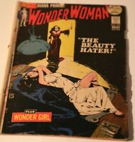 Wonder Woman #200    The Beauty Hater Plus Wonder Girl Jeff Jones Cover