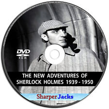 The New Adventures of Sherlock Holmes Old Time Radio Show (Digitally Remastered)