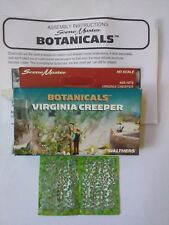 "Walthers Scene Master HO Scale Botanicals ""Virginia Creeper"" 433-1072 ~ TS"