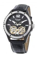 Sportliche Mechanisch-(Automatisch) Armbanduhren mit 12-Stunden-Zifferblatt und Matte