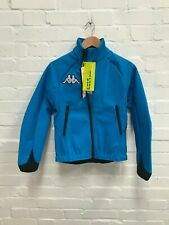 Kappa Men's 4Cento Full Zip FISI Professional Ski Skiing Jacket - Blue - New