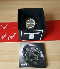Gent's Tissot PRS 516 Day-Date Automatic T044430A + Box & Booklet
