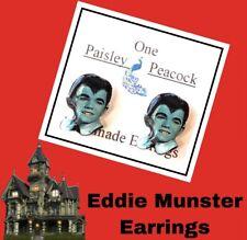 Eddie Munster Earrings