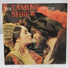 Elizabeth Taylor Richard Burton Taming of the Sherew Movie Press Kit 1967
