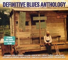 Various Artists - Definitive Blues Anthology / Various [New CD] UK - Import