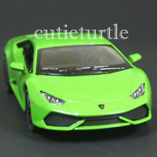 Kinsmart Lamborghini Huracan LP 610-4 1:36 Diecast Toy Car Green