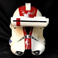 Star Wars Clone trooper Cmdr Deviss helmet prop for star wars collectors