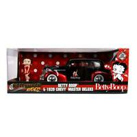 Jada Hollywood Rides: Betty Boop & 1939 Chevy Master Deluxe 1/24 Scale