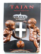 Catalogue Tajan, mobilier et objets d'art de 2012