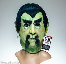 Bela Lugosi White Zombie Mask Licensed Lugosi Enterprises Full Head Mask W/ Hair
