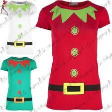 Christmas Short Sleeve T-Shirts for Women
