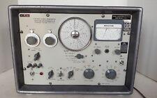 EX MOD Marconi Instruments LTD Signal Generator FM/AM TF995A
