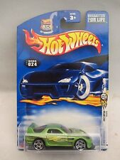 Hotwheels  2003-024 First Editions  24 / Seven  1:64 scale  NOC  (9) 56365