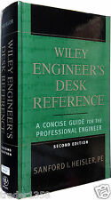 WILEY ENGINEER'S DESK REFERENCE concise guide for professional engineer HEISLER