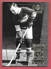 1999-00 NEWSY LALONDE Upper Deck Century Legends Canadiens Hockey Card #32