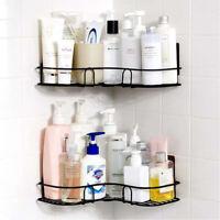 Bathroom Punch-Free Corner Shower Shelf Rack Kitchen Storage Rack Accessory Sets