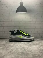 Nike Air Max Axis GS Black/Volt/Grey Youth Kids Shoes AH5222-012 Size 4.5y
