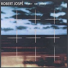Robert Jospe - Time To Play [CD New]