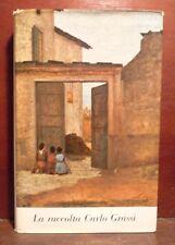 Nicodemi, La raccolta Carlo Grassi 1962 Milano dono catalogo arte antiquariato