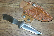 Jim Sornberger Knife - Prototype Dated 2-79, Excellent