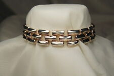 925 Sterling Silver Chain Link Bracelet from Italy 7.5