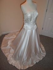 X Large 16 Winnie Couture Ivory Wedding Dress