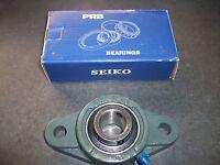 UCFL205-14 1/2  New mounted Ball Bearing Flange Unit PBR SEIKO QTY-2 BEARINGS
