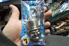 DC COMICS KEYRING PEWTER THE PENGUIN HEAD KEYCHAIN NEW