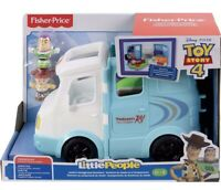 Fisher Price Little People Toy Story 4 RV Jessie's Campground Adventure New