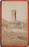 Turbie Francia CDV Vintage Albume D'Uovo Ca 1865