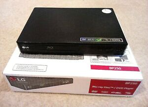 SPECIAL OFFER PRICE FOR 1 WEEK ONLY-LG BP 250 BLU-RAY PLAYER IN MINT CONDITION !
