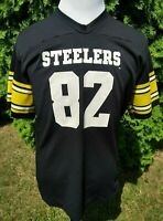 Vinatge 70s 80s Rawlings John Stallworth Pittsburgh Steelers Jersey NFL - Size L