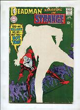 STRANGE ADVENTURES #211 (3.5) DEADMAN!