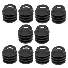 10PC durable Marine Boat Scupper Plugs for Kayak Canoe Boat Drain Hole Plugs