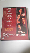 "DVD ""RESTAURACION"" PRECINTADA ROBERT DOWNEY JR SAM NEILL MEG RYAN HIGH GRANT"