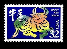 USA - STATI UNITI - 1997 - Auguri di buon compleanno. Omaggio alla comun. cinese