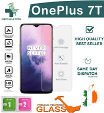 For OnePlus 7T 1+7T Tempered Glass Screen Protector Screen Saver Guard Film New