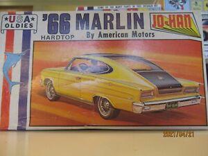 1:25 Jo-Han 1966 American Motors Marlin hardtop