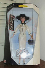 Spring in Tokyo City Seasons Barbie Doll Mint Condition, NRFB Mattel #19430