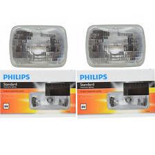 Philips High Low Beam Headlight Light Bulb for Jeep Comanche Cherokee J10 ey