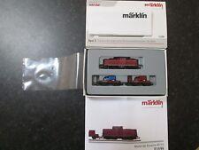 "Marklin spur z scale/gauge DB ""Light Freight Train"". New."