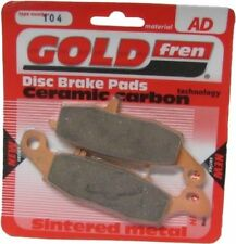 Goldfren Motorcycle Brake Pads, with Classic Motorcycle Part