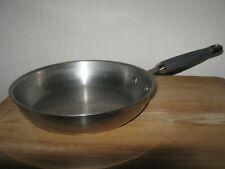 STAINLESS STEEL PRESTIGE FRYING PAN