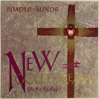 SIMPLE MINDS NEW GOLD DREAM LP VIRGIN UK NEAR MINT PRO CLEANED