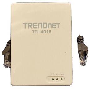 TRENDnet TPL-401E Poweline Extender