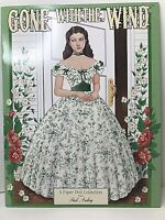 GONE WITH THE WIND Uncut Paper Dolls 1999 Turner Vintage Reprint FREE SHIPPING !