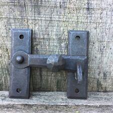 Riegel Verschluss aus Eisen, Fallriegel wie antik, Verschluss für Tür und Tor
